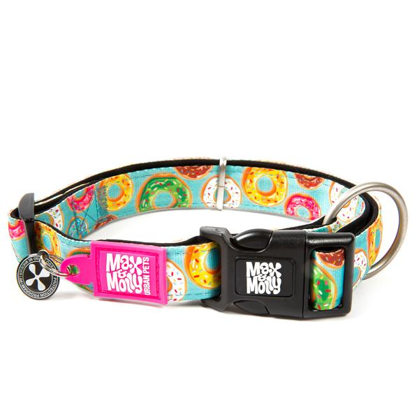 Max and Molly Smart ID Donuts Collar - Southern Agriculture