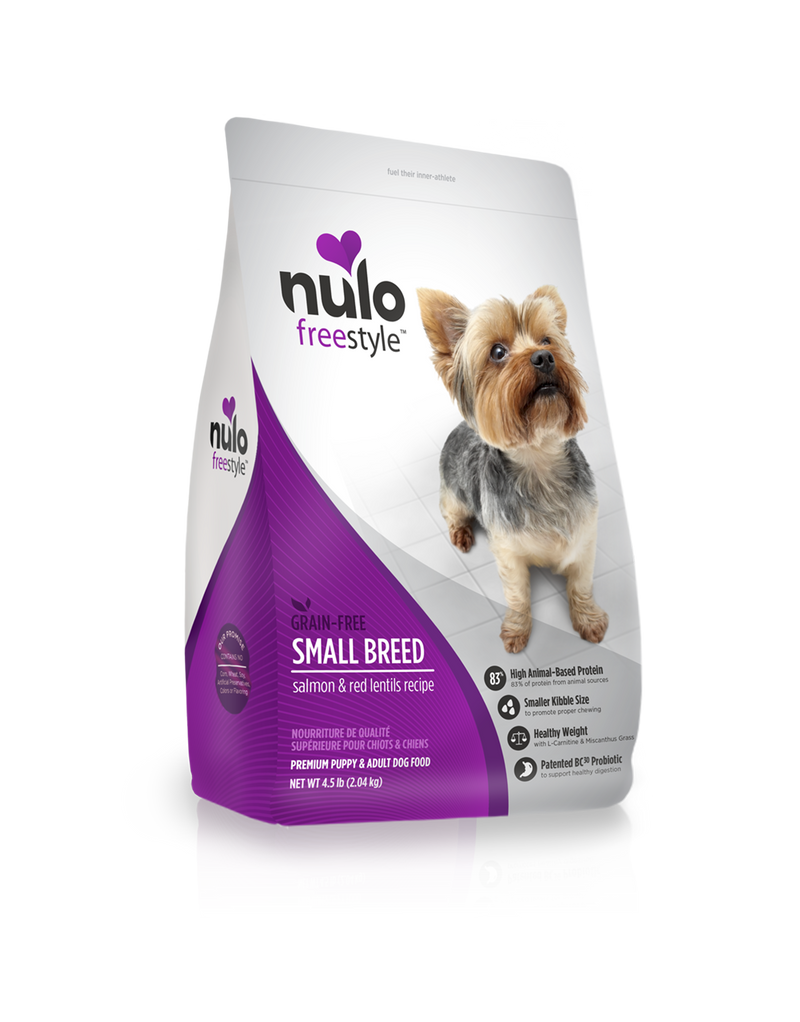 Nulo Freestyle Small Breed Salmon & Red Lentils Dog Food - Southern Agriculture
