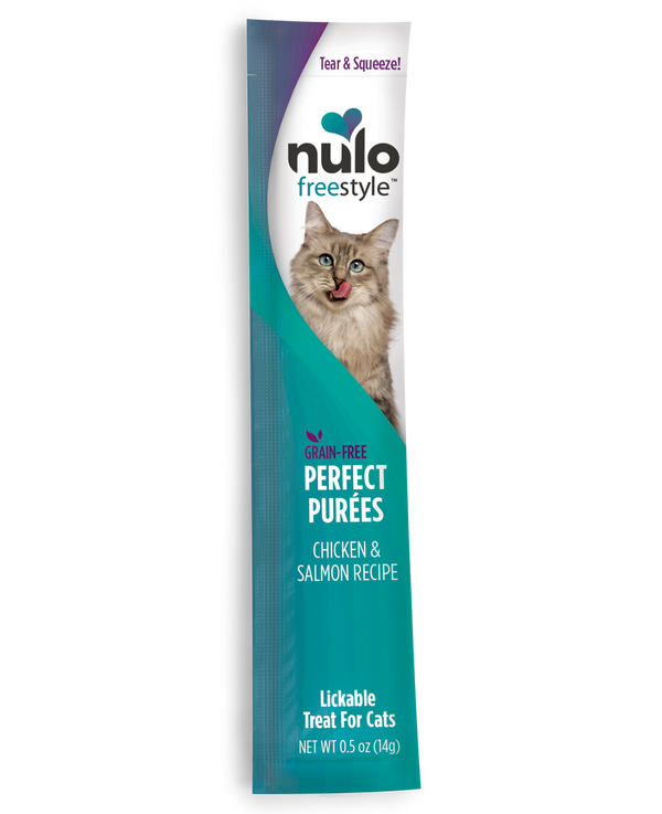 Nulo Freestyle Perfect Purees Chicken & Salmon - Southern Agriculture