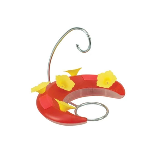 Crescent Hummingbird Feeder