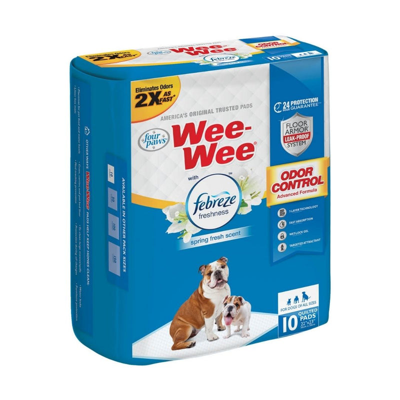 Wee-Wee Pads with Febreze Freshness