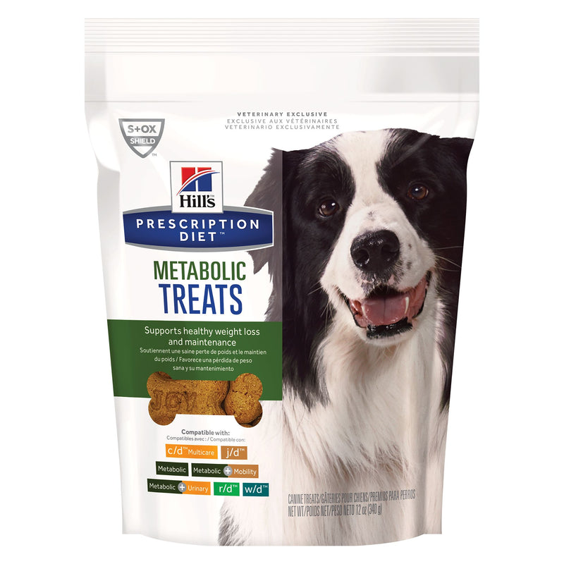 Hill's® Prescription Diet® Metabolic Canine Treats 12oz. - Southern Agriculture
