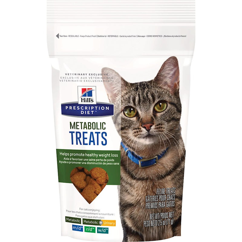 Hill's® Prescription Diet® Metabolic Feline Treats 2.5oz - Southern Agriculture