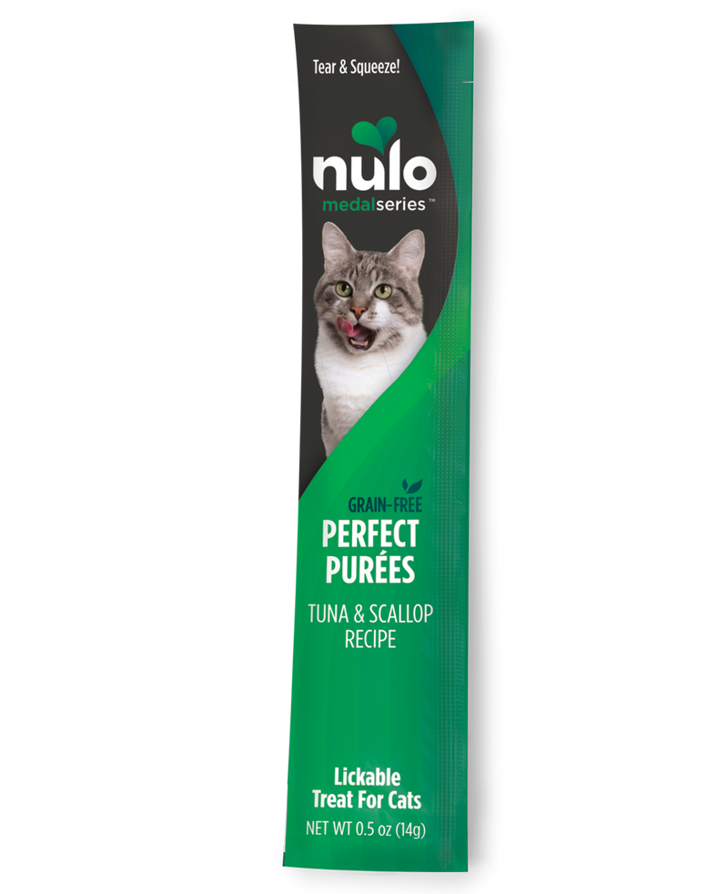 Nulo Freestyle Perfect Purees Tuna & Scallop - Southern Agriculture