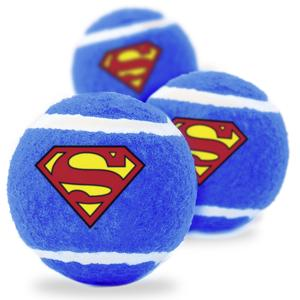 Superman Shield Tennis Balls - Southern Agriculture