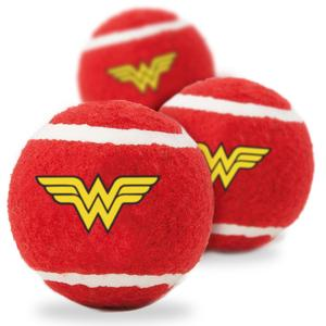 Wonder Woman Logo Tennis Balls - Southern Agriculture