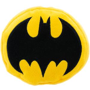 Batman Bat Icon With Squeaker Plush Dog Toy - Southern Agriculture