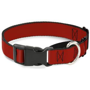 Red Martingale Collar With Buckle - Southern Agriculture