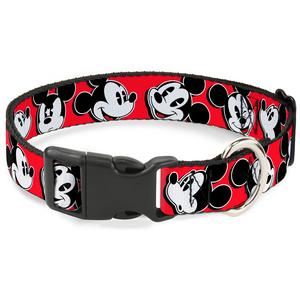 Dog Collar Nylon Adj. Mickey Mouse - Southern Agriculture