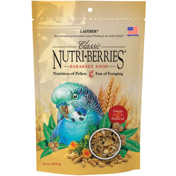 Nutri- Berries Parakeet Food by Lafeber's 10oz. - Southern Agriculture