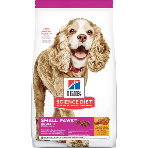 Hill's® Science Diet® Adult 11+ Small Paws™ Dry Dog Food - Southern Agriculture
