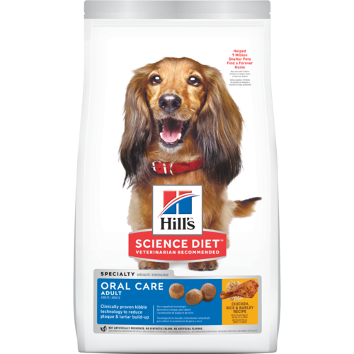 Hill's® Science Diet® Adult Oral Care Dry Dog Food - Southern Agriculture