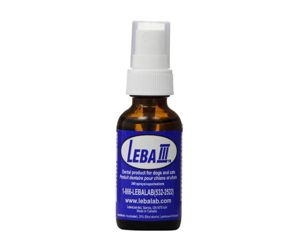 Leba III for Cats & Dogs 1 oz.