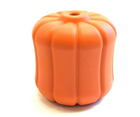 MBK Jack O'Lantern Durable Dog Chew Toy With Treat Insert