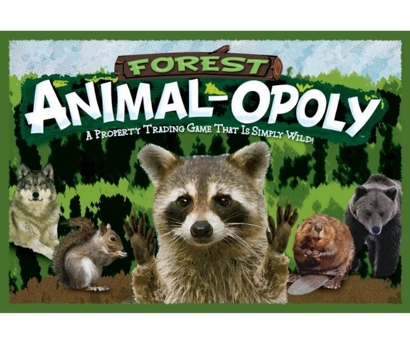 Forest Animal-opoly