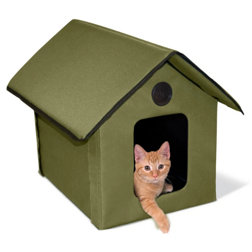K&H Thermo Outdoor Kitty House - Heated