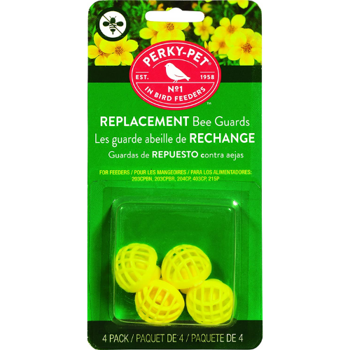 Perky Pet Yellow Bee Guard Replacements