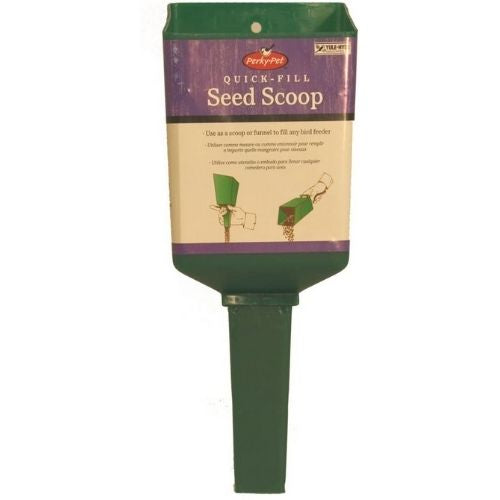 Perky Pet Quick Fill Seed Scoop