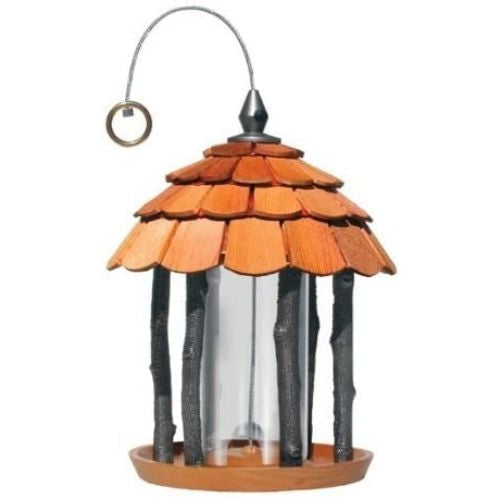 Perky Pet Gazebo Wood Feeder