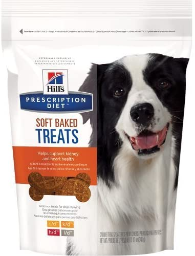Hill's® Prescription Diet® Soft Baked Canine Treats 12oz. - Southern Agriculture