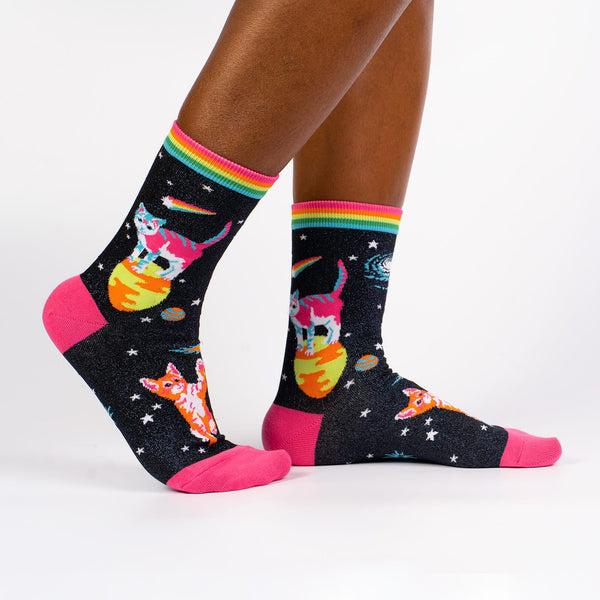 Socks Space Cats by Sock It to Me - Southern Agriculture
