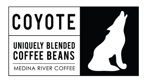 Coyote Dark Roast 1lb Dark and Bold!