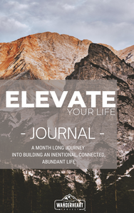 30 Day Challenge Journal (Mountain)
