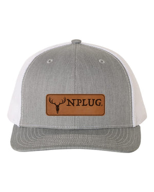 Hunting Leather Patch Hat (Standard)