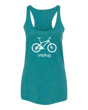 Mountain Bike Premium Triblend Tank