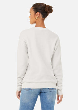 The Sueded Crew Sweatshirt