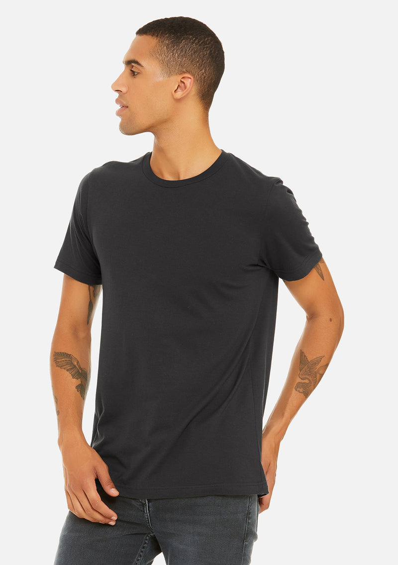 The Airlume Cotton Crew Tee