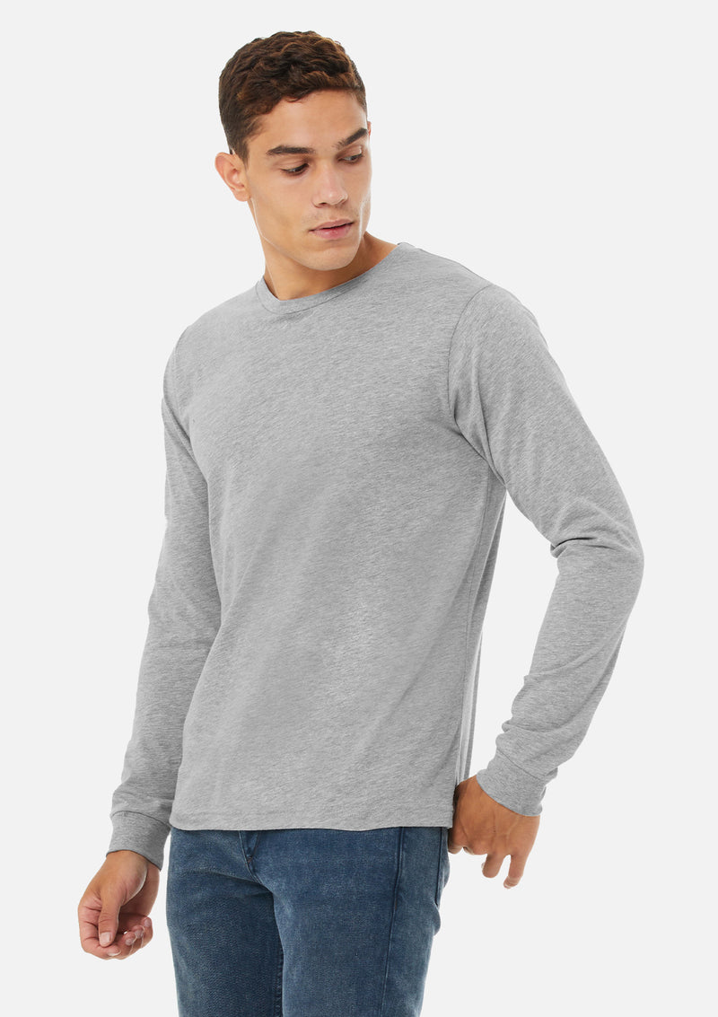 The Airlume Cotton Long Sleeve