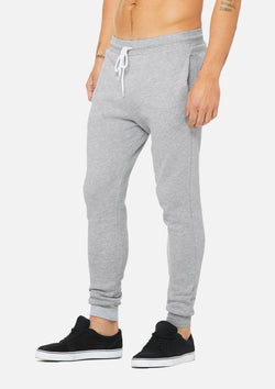 mens weekend jogger athletic heather