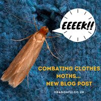 Combating clothes moths