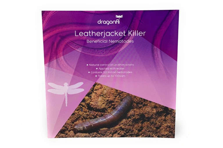 Leatherjacket Killer Nematodes - Steinernema Species