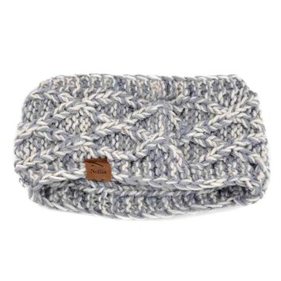 Selini New York Assorted  Chunky Knit Head Band