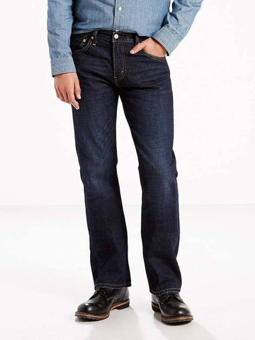 Levis 527 Slim Boot Cut