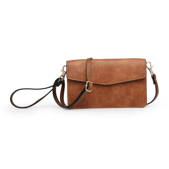 Jen & Co Horizontal RFID Touch Screen Crossbody
