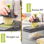 7 in 1 Multifunction Food Slicer