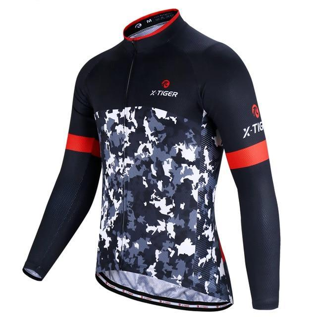 Pro Cycling Jerseys Long Sleeve MTB Bicycle Cycling Clothing B 8218b01dd