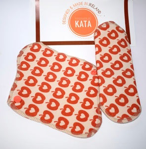 Organic Cloth pad, liner