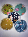 Overnight pads, Reusable nursing pads, Cotton breast pads, Absorbent pads, Organic hemp pads
