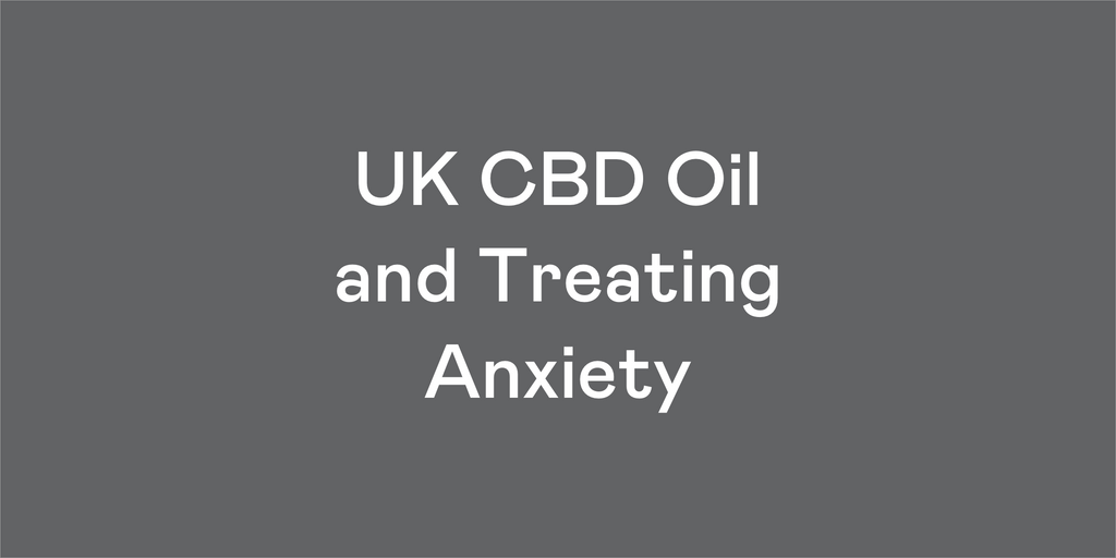 Using Oil to treat Anxiety (UK Edition)
