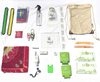 Nate's Survival Pak | Backpack with 25 must-have celebration essentials