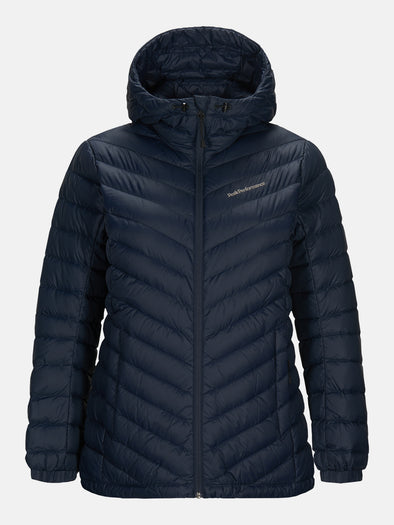 W Frost Down Hooded Jacket