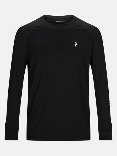 M Spirit Long Sleeve Crew