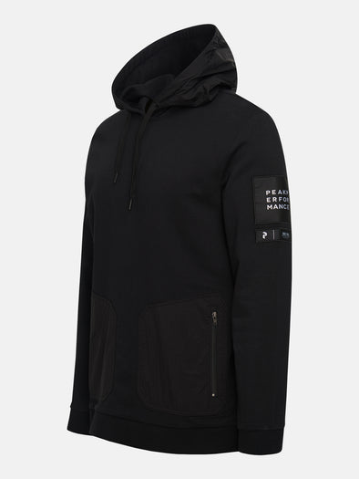 M 2.0 Woven/Jersey Hoodie