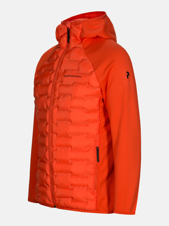 M Argon Hybrid Hooded Jacket