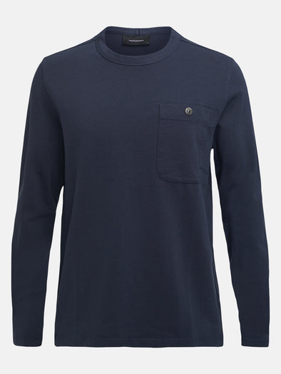 M Urban Pocket Longsleeve Tee