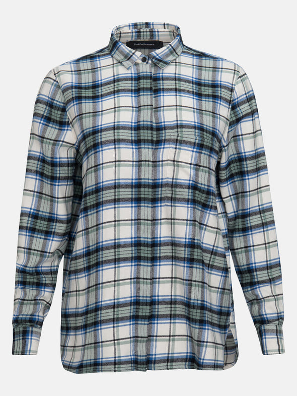 W Super Flannel Shirt